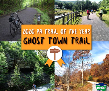 Ghost Town Trail - Trail of the year