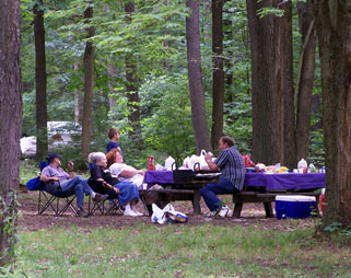Have your next get-together at an Indiana County Park!